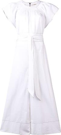 1b2284578b91 Ulla Johnson Coralie flared jumpsuit - White