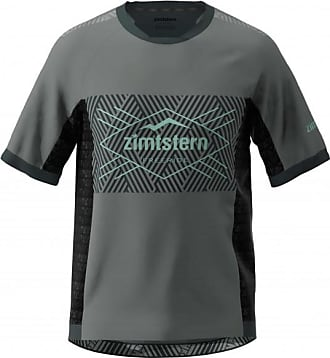 Zimtstern Techzonez Shirt S/S Maglietta da ciclismo Uomo   fuchsia/rosso