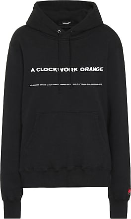 Undercover Cotton-jersey hoodie