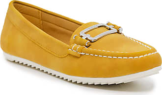 Nautica Women Loafers Round Toe Moccasins Slip On Flats Fashion Shoes with Buckle-Blythe