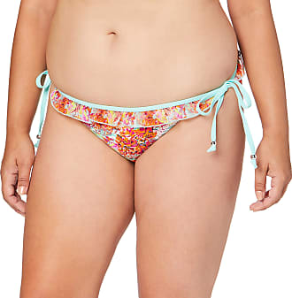 Pour Moi? Womens Santorini Control Bikini Bottoms, Multicoloured, 8