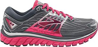 Brooks Womens Glycerin 14 Running Shoes, Multicolor (Anthracite/Azalea), 4.5 UK 37 1/2 EU
