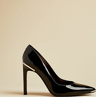 Ted Baker Patent Leather Courts in Black MELNIL, Womens Accessories