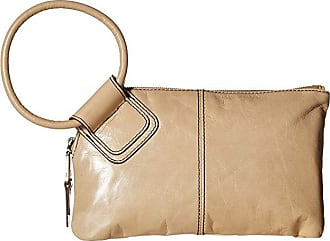 Hobo Sable (Parchment) Clutch Handbags