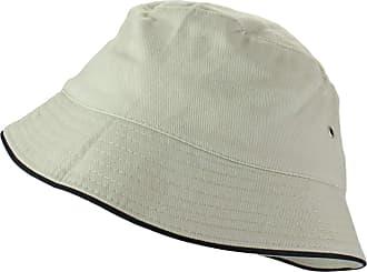 2Store24 Fishing Hat in Kaki/Black Size S/M