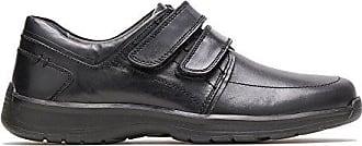Hush Puppies Mens Luthar Henson Slip-On Loafer, Black, 15 M US