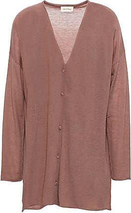 American Vintage American Vintage Woman Wool-blend Cardigan Brown Size XS/S