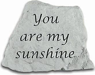 Kay Berry You Are My Sunshine Garden Stone - 47320