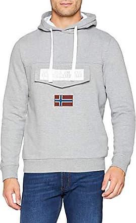 Sweatshirts Napapijri Bochil 1 Herren Sweatshirt