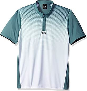 Oakley Mens Polo Shirt Ss Poliammide, ore, S