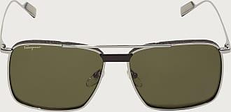 Salvatore Ferragamo Men Sunglasses Brown
