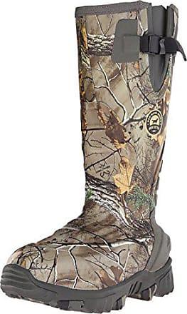 Irish Setter Womens 4887 Rutmaster 2.0 15 1200-Gram Rubber Hunting Boot, Real Tree Camo, 5 E US