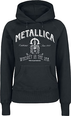 1eb58025 Metallica Whiskey In the Jar - Hettegenser - svart
