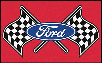 Fanmats Fan Mats Ford Flags Indoor Area Rug