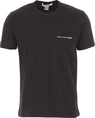 Comme Des Garçons T-Shirt Uomo On Sale, Nero, Cotone, 2019, L M S XL