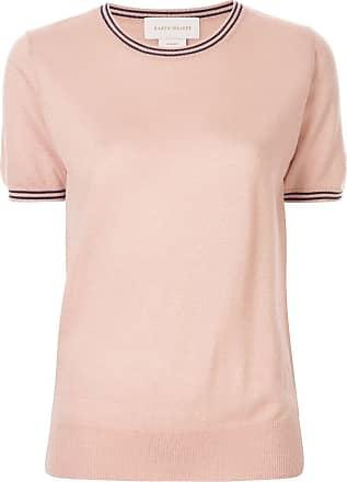 Karen Walker T-shirt Apollo - Di colore rosa