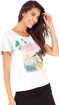 SideWalk Camiseta Amalfi Coast - Cinza Claro - Tamanho G