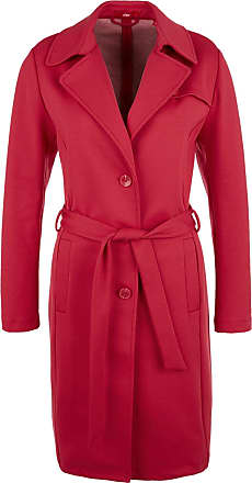 3c9590d7baed Oliver Red Label Double-Face-Mantel im Trenchcoat-Look rubinrot
