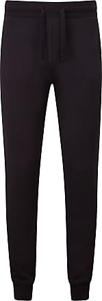 Russell Athletic Russell Mens Authentic Jogging Bottoms (XL) (Black)