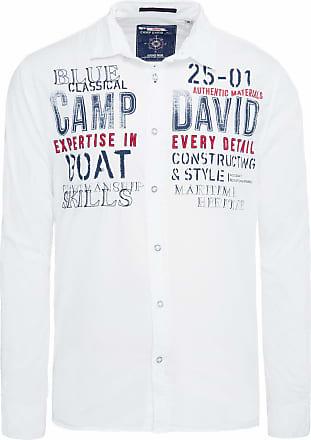 Camp David Langarmhemden für Herren: 35+ Produkte bis zu