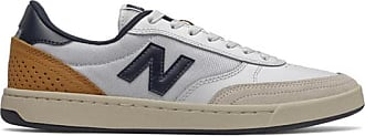 New Balance 440 Schuhe - Weiß / Marine / Leder Textil - White / Navy / Leather Textile | us 11 - eu 45