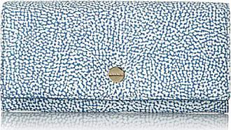 f674894100 Borbonese 930372205, Portafoglio Donna, Blu (Mar), 19x10x2.5 cm (