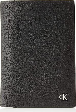 Calvin Klein Jeans CK JEANS Mens N/S Billfold Wallets, Black, OS CKJ Tagged
