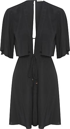 Dress To Vestido Curto Com Top - Preto