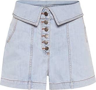 Ulla Johnson Kase denim shorts