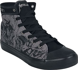 b7f6956736fce9 Metallica EMP Signature Collection - Sneaker high - grau