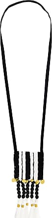 Zeus + Dione Vera long necklace - Black