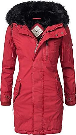 new style e3774 b6982 Parkas in Rot: Shoppe jetzt bis zu −69% | Stylight