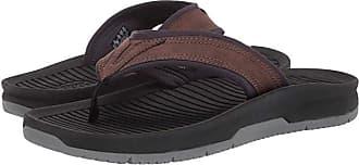 Dr. Scholls Reflect (Dark Brown) Mens Sandals