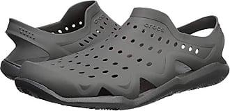Crocs Swiftwater Wave (Slate Grey) Mens Sandals