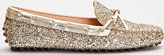 Car Shoe Car shoe - mocassino glitter - oro