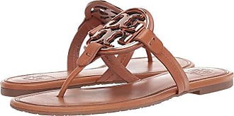 Tory Burch Metal Miller (Tan/Rose Gold) Womens Shoes