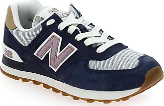 hot sale online 52463 849b8 New Balance NEW - Baskets New Balance WL574 bleu pour Femme