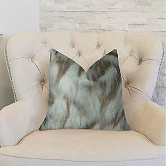 Plutus Brands Tibet Fox Handmade Throw Pillow 12 x 25 Ivory Beige