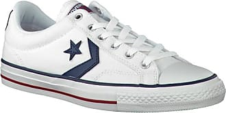 Converse Weiße Converse Sneaker Star Player Ox
