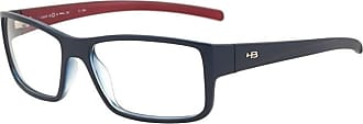 HB Óculos de Grau Hb Polytech 93017/54 Azul Fosco/bordo