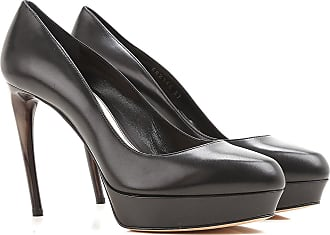 Alexander McQueen Pumps & High Heels for Women On Sale in Outlet, Black, Leather, 2017, 10 5 6.5 7 8 8.5