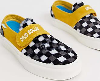 8428ce1bb87 Vans X David Bowie - 47 V - Sneakers i loafermodell - Svart
