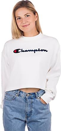 Champion American Logo High Neck Sweater wht