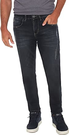 Gangster Calça Jeans Gangster Slim Azul
