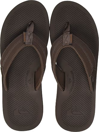 Quiksilver Mens Coastal Oasis Iii Beach & Pool Shoes, Brown (Brown Xccc), 9 UK