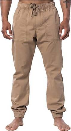 Rip Curl Beach Mission Elastic Pant Pantaloni tempo libero Uomo | marrone/beige