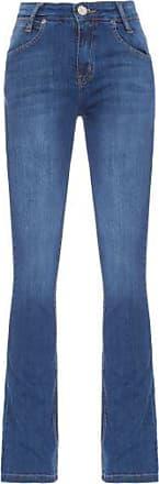 Wrangler Calça Jeans 19m Western Boot Flare Wrangler - Azul