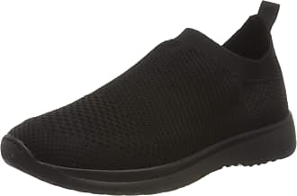 Vagabond Womens Cintia Slip On Trainers, Black Black 92, 6.5 UK