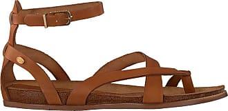 Sandalen voor Dames in Bruin: Nu tot −61%   Stylight