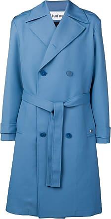 Études Studio Fortune trench coat - Blue